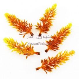 برگ مصنوعی پاییزی سوزنی