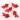 ماهی گلی قرمز ژله ای