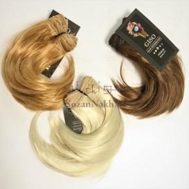 موی عروسک حالت دار 15 سانتی (مارک گیسو)