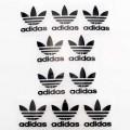 برچسب اتویی آدیداس طرح گل (Adidas) _ کد 108