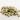 مهره چوبی مکعب سفید حروف الفبا سایز 10