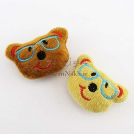 صورتک خرس عینکی