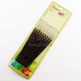 قلم مو گرد خرم شماره 0 (صفر)